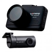 Видеорегистратор VIPER X-drive Wi-Fi Duo с салонной камерой, 2 камеры, GPS, ГЛОНАСС