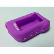 Силиконовый чехол STAR-LINE A63/93 фиолетовый