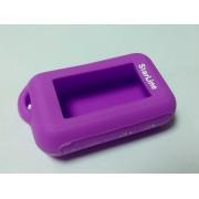 Силиконовый чехол STAR-LINE E60/E90 фиолетовый