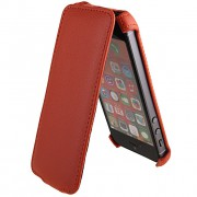 31040 Чехол Flip Activ Leather для Apple iPhone 5 orange