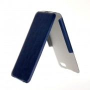 35381 Чехол Flip Brera ULTRA SLIM для Apple iPhone 5 blue