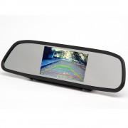 """Зеркало RM-042 со встроенным цветным монитором 4,3"""""""