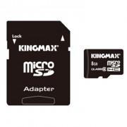 microSDHС на 8Gb Class10 Kingmax