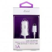 Адаптер Brera CAU1-1A +micro USB (white)