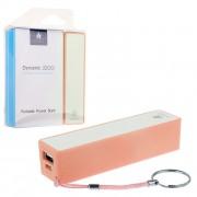 Аккумулятор RockBox Dynamic 2200 pink