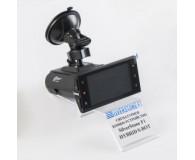 Видеорегистратор с радар-детектором SilverStone F1 HYBRID S-BOT, GPS, черный